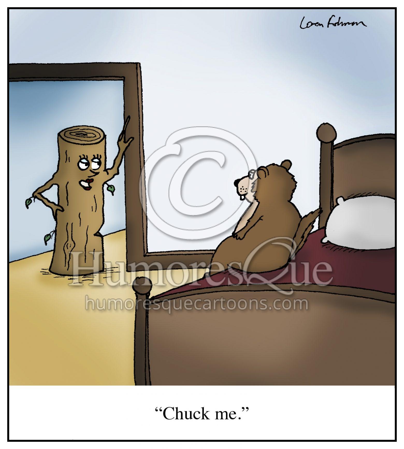 chuck me woodchuck sex cartoon