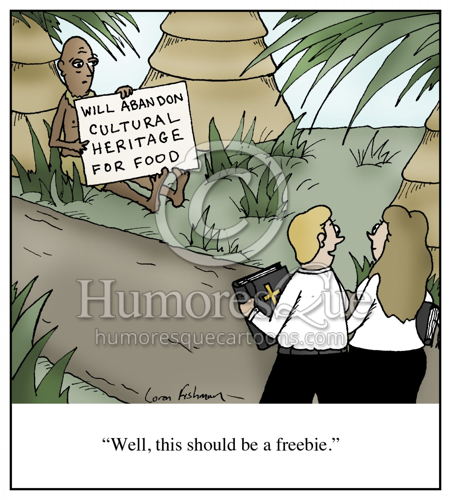 missionaries cultural heritage mormons cartoon