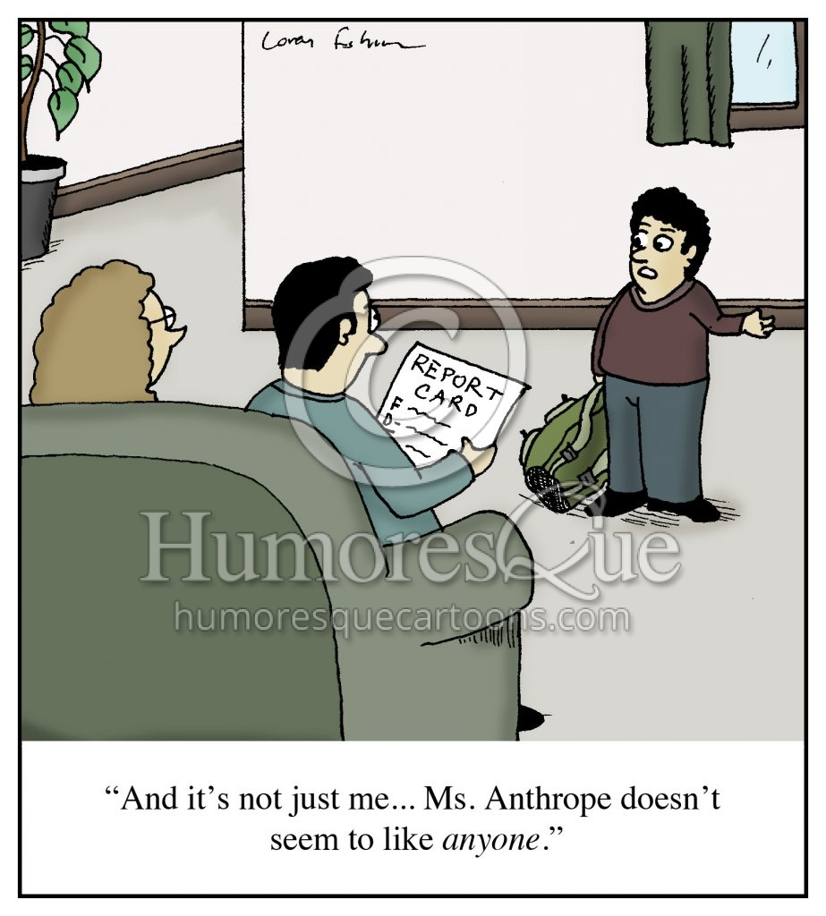 misanthrope teacher education cartoon